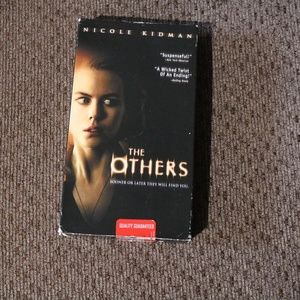 The Others VHS